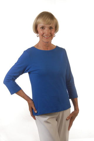 Reversible T by Wear Ease® Attractive and Comfortable