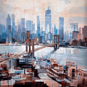 Big City Blues - Tom Butler Artist
