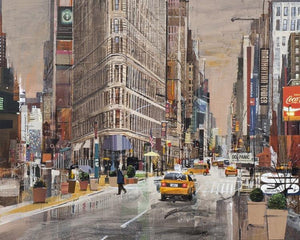 Pride of Manhattan - Tom Butler Artist