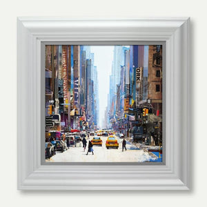 Taking Manhattan - Tom Butler Artist