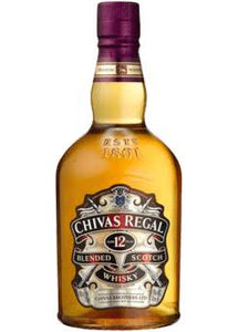 Chivas Regal 12yr Scotch