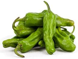 Green Shisito PEPPERS