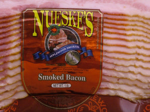 Nueske's Applewood Smoked Bacon - 1 pound
