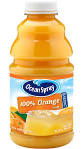 Ocean Spray Orange Juice