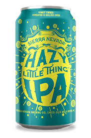 Sierra Nevada Hazy Little Thing IPA Beer