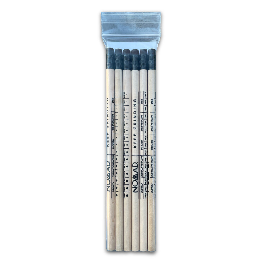 Keep Grinding Coffee Pencils
