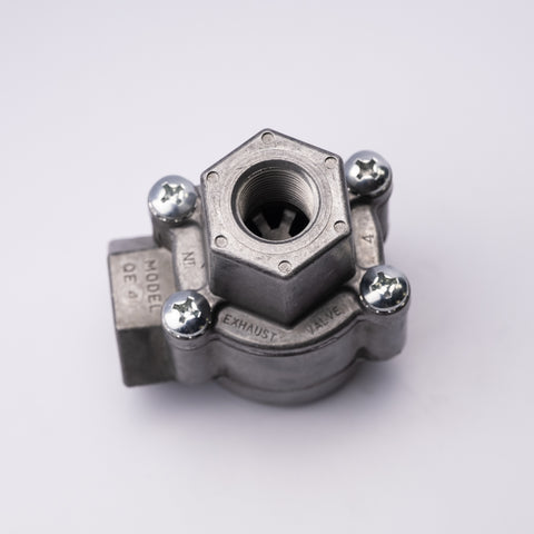 QE4-1/2 QUICK EXHAUST VALVE (1/2 ) - Mathers Controls