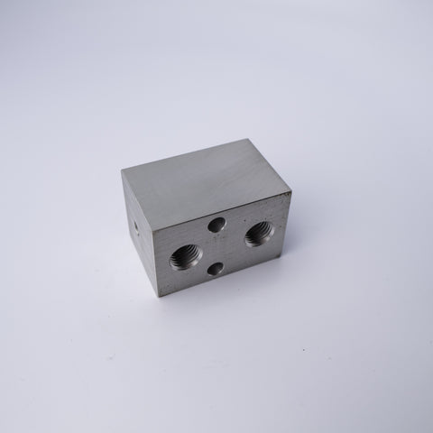 CC2-0102 BLOCK-ANODIZED - Mathers Controls