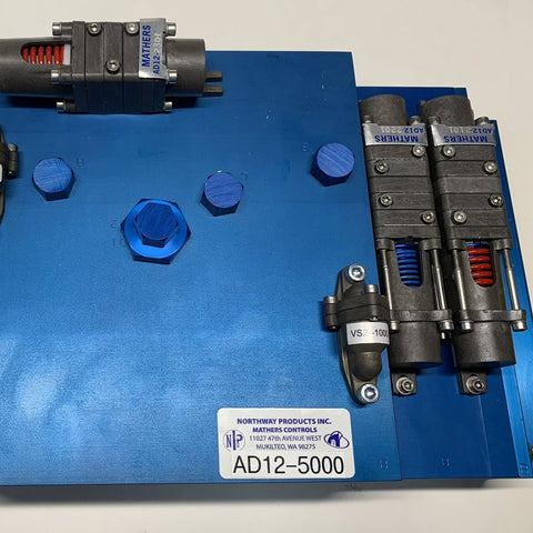 AD12-5000 CONTROL CIRCUIT - Mathers Controls