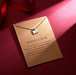 Good Luck Pendant Necklace - Oneposh