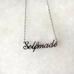 Selfmade Statement Necklace - Oneposh