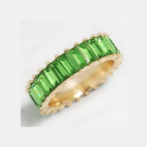 Grass Green Oneposh Ring - Oneposh