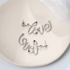 Love Earrings - Oneposh