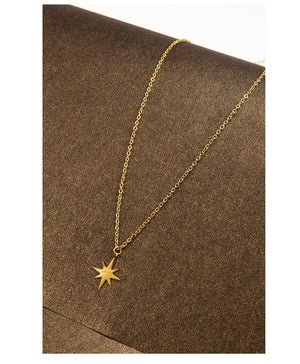 Star Pendant Necklaces - Oneposh