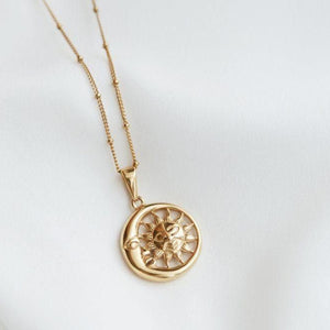 Arianna Pendant Necklace - Oneposh