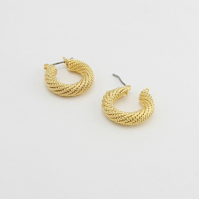 Fable Geometric Earrings - Oneposh