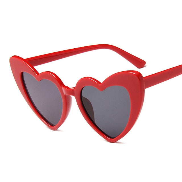 Love Heart Sunglasses - Oneposh