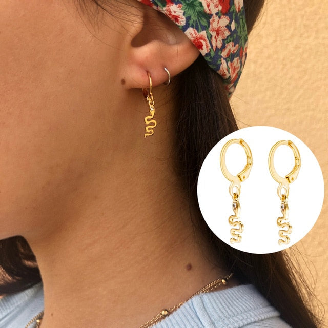 Apollo Hoop Earrings - Oneposh