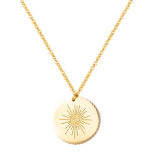Melione Stainless Steel Pendant Necklace - Oneposh
