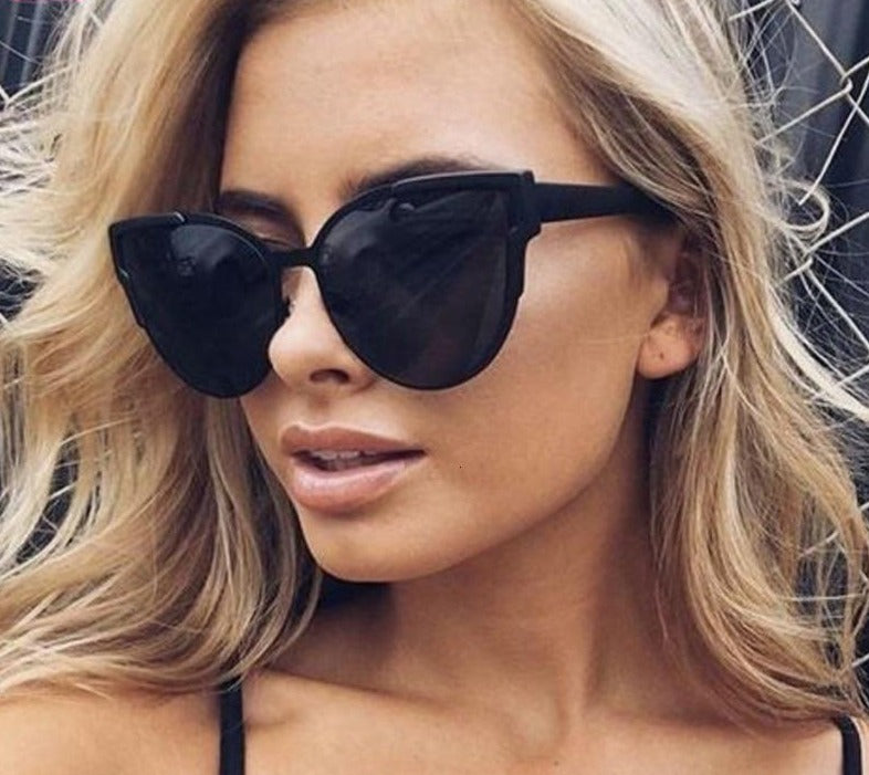 Merritt Vintage Cat Eye Sunglasses - Oneposh
