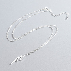 Thunder Stainless Steel Necklace - Oneposh
