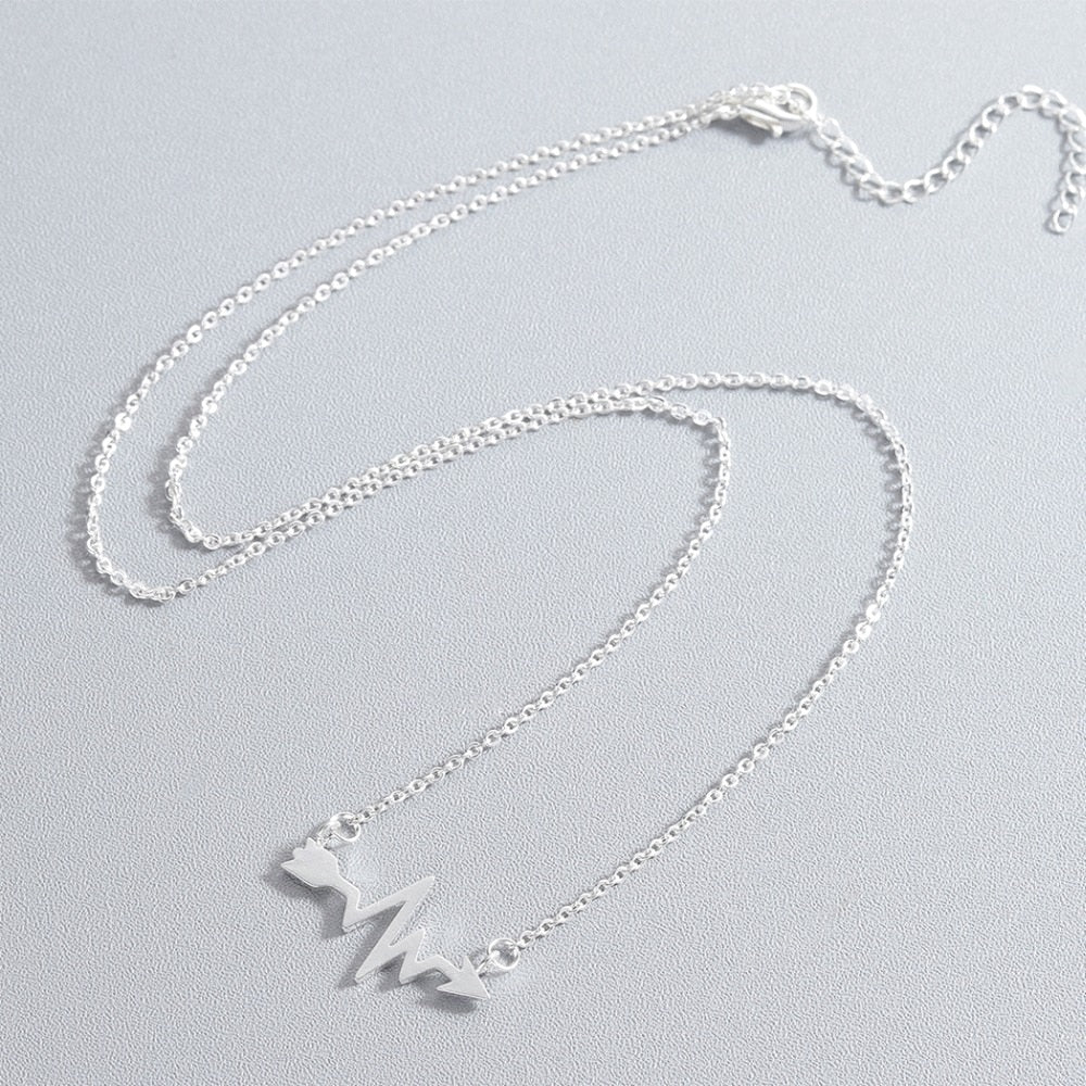 Cupid's Arrow Stainless Steel Necklace - Oneposh