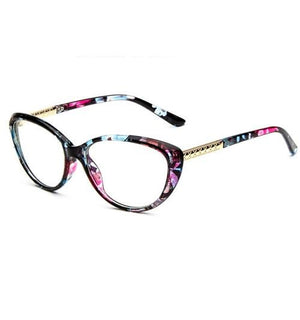 Veda Cat Eye Glasses - Oneposh