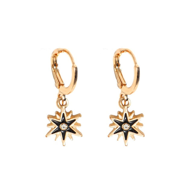 Kelby Hoop Earrings - Oneposh
