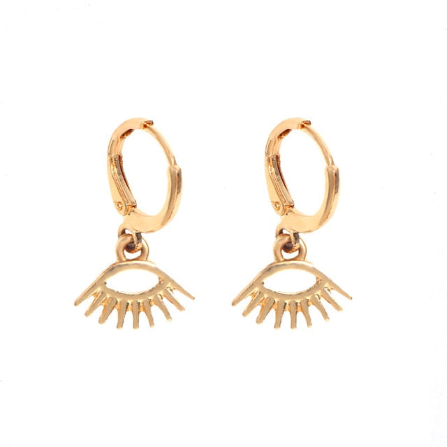Keaton Hoop Earrings - Oneposh