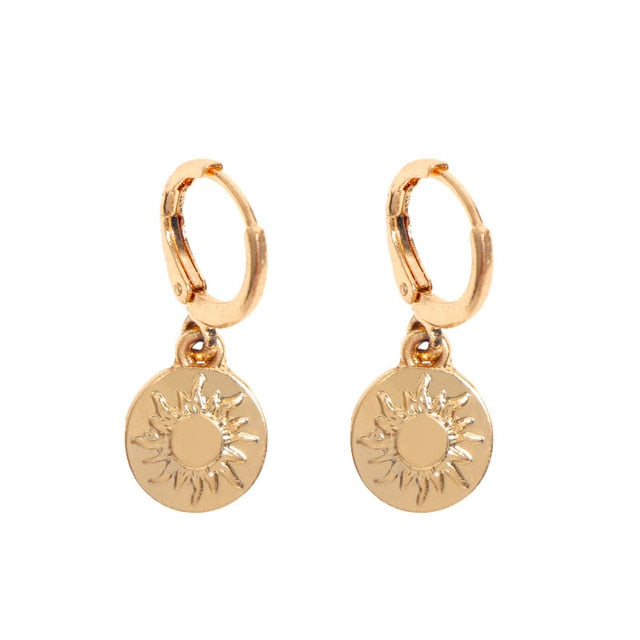 Jetta Hoop Earrings - Oneposh