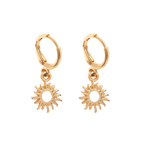 Jezebel Hoop Earrings