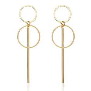 Fashion Statement Earrings - Oneposh