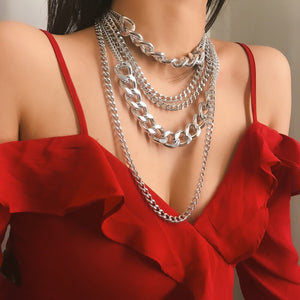 Collar Necklace - Oneposh