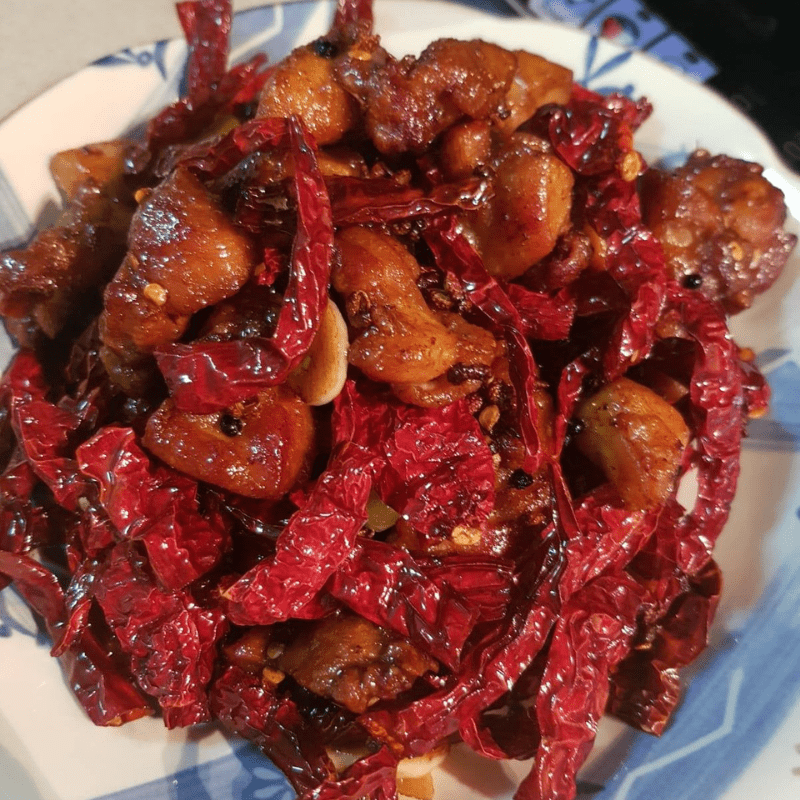 Chong Qing Spicy Chicken (辣子鸡) - Market Boy