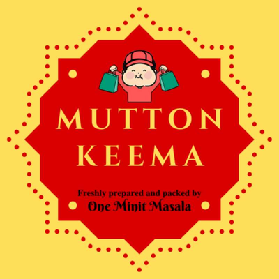 Mutton Keema (1 pkt) | Fresh Chicken, Pork, Seafood, Vegetables and More
