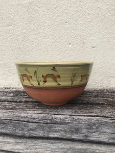 Large Hare Bowl