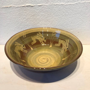 Pale Green Hare Bowl