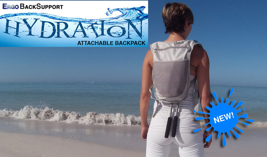 World's Best Back Support launches on Kickstarter