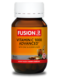 Fusion - Vitamin C 1000 Advanced