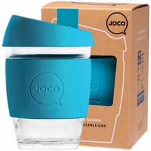 Load image into Gallery viewer, JOCO - Reusable Glass Cup  Regular 12oz 354ml