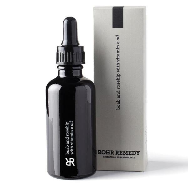 Rohr remedy boab rosehip oil