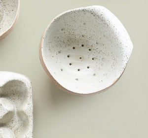 Ceramic Berry Colander/washer