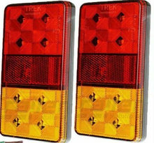 Load image into Gallery viewer, LED TRAILER TAIL LIGHT  8m 5 CORE Waterproof