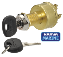Load image into Gallery viewer, Narva Ignition Switch 4 Position
