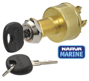 Narva Ignition Switch 4 Position