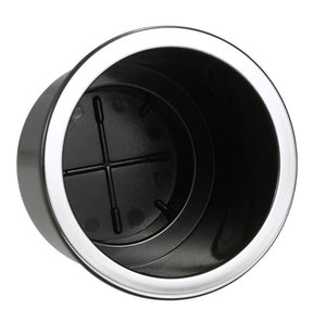 Cup Drink Holder For Boat Car RV Marine Yacht Recessed Drop Holder