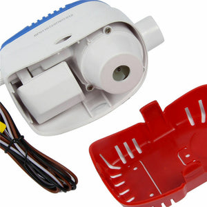 Boat Automatic Submersible Bilge Water Pump Auto w/ Float Switch AU