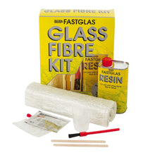 Load image into Gallery viewer, FIBRE GLASS REPAIR KIT COMPLETE KIT DYI