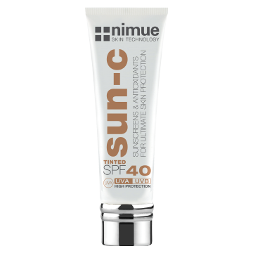 Nimue Tinted SPF 40 Light 60ml