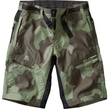 Load image into Gallery viewer, Madison Trail Mens Camo Shorts Front